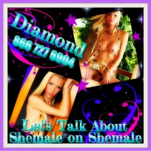 Shemales on Shemales Diamond