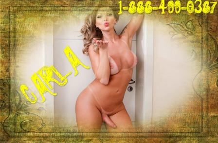 tranny phone sex fun