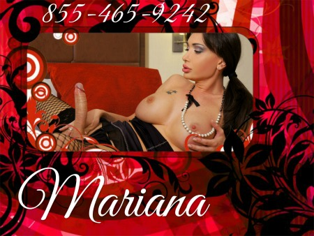 tranny phone sex mariana 1