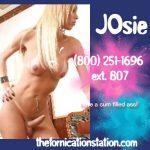Josie's Domme' Tranny Phone sex