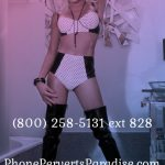 Tranny Phone Sex Cocksitting For Charity